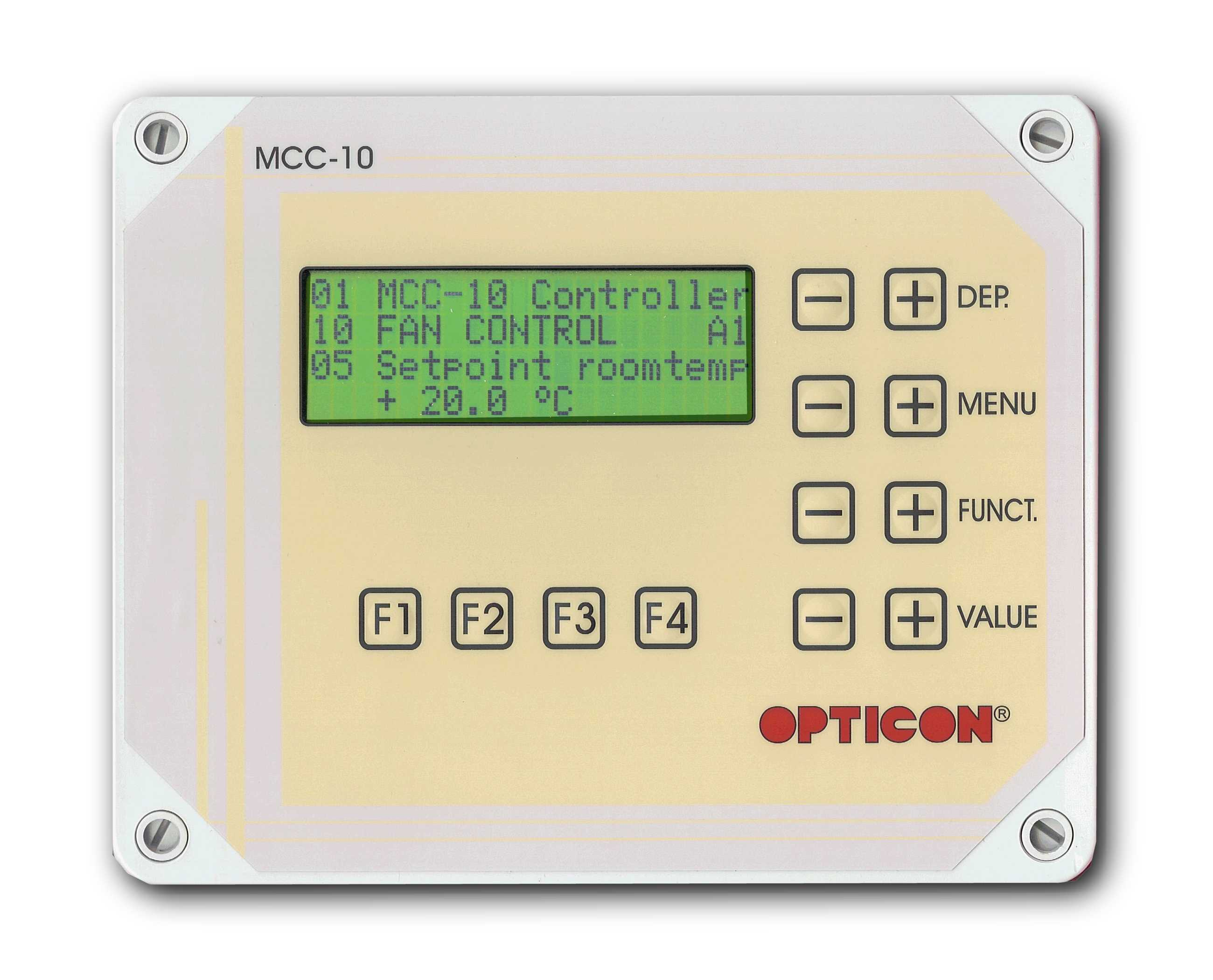MCC-10 Climat control for poultry