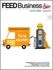 Feedgrains vs. biofuels: The big adjustment