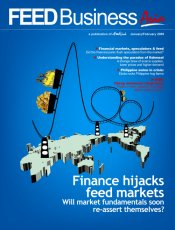 Finance hijacks feed markets: Volatility, purchasing strategy take centre stage
