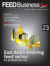It's all about the corn: East Asia's evolving feed sector