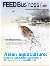 Booming aquaculture output, faltering fishmeal and the search for a renewable feed