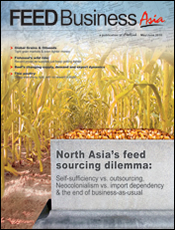 Self-sufficiency vs. outsourcing, Neocolonialism vs. import dependency: The dilemma of North Asian feed security