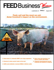 The interconnectivity of feed, soil and the meat we eat: Asian livestock's impact on the environment