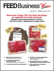 A transformation of the world's feed to meat supply chain