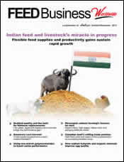 Indian feed and livestock's miracle in progress