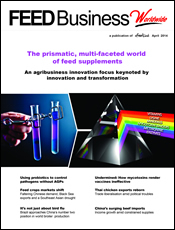 A promising market with big challenges: The prismatic, multi-faceted world of feed supplements