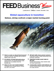 Global aquaculture in transition as salmon, shrimp confront a major market turning point