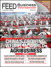 From feed grain to meat: China's growing weight in world agribusines