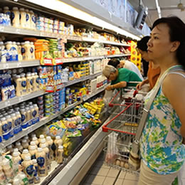 A pause in China's dairy sector recovery