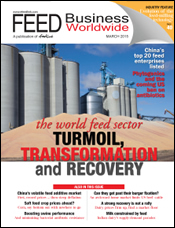 Turmoil, transformation and recovery in the world feed sector