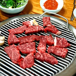South Koreans eating more imported beef