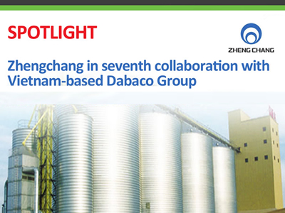 Zhengchang in seventh collaboration with Vietnam-based Dabaco Group