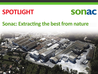 Sonac: Extracting the best from nature