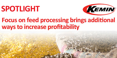 Focus on feed processing brings additional ways to increase profitability