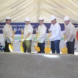 Cargill invests in new premix facility in the Philippines