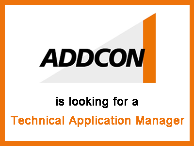 ADDCON - Technical Application Manager - Pakistan and Middle East