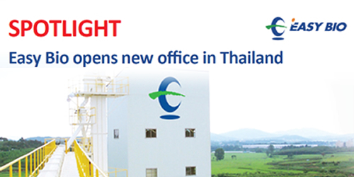 Easy Bio opens new office in Thailand