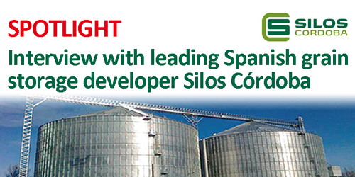 Interview with leading Spanish grain storage developer Silos Cordoba