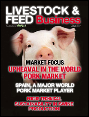 Upheaval in the world pork market