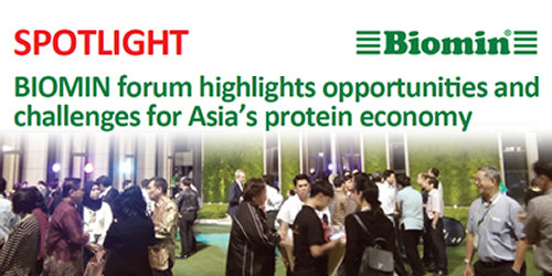 BIOMIN forum highlights opportunities and challenges for Asia's protein economy
