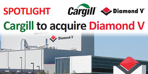 Cargill to acquire Diamond V