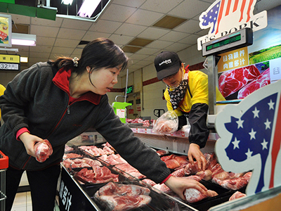 The tariff & the damage done: The impact of China's 25% import duty on US pork