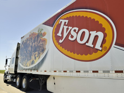 Tyson Foods to acquire meat supplier to fast-food chains for $2.16B