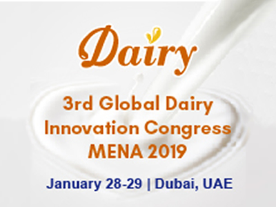 3rd Global Dairy Innovation Congress MENA 2019
