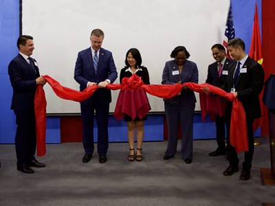 USDA opens new office in Vietnam as agri trade expands between 2 nations