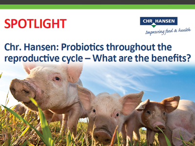SPOTLIGHT - Chr. Hansen: Probiotics throughout the reproductive cycle - What are the benefits?