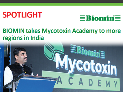 BIOMIN takes Mycotoxin Academy to more regions in India