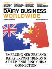 Emerging New Zealand dairy export trends and a deep, enduring China connection