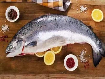Export price of Norwegian fresh salmon declines 4% in week ended Jan. 13