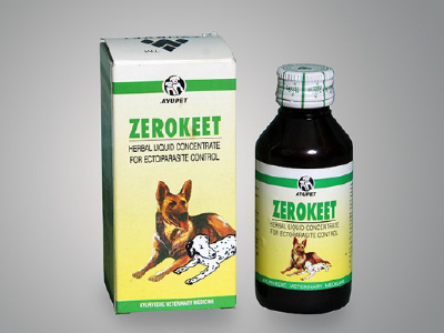 Alternative to chemical insecticide (ticks & mites) for cattle, pets and poultry