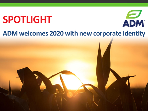 ADM welcomes 2020 with new corporate identity